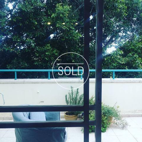 Penthouse for sale near Rothschild Tel Aviv