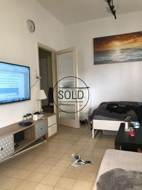 2 room apartment for sale near Habima Square