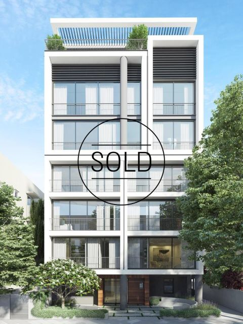4 room apartment for sale in a new building