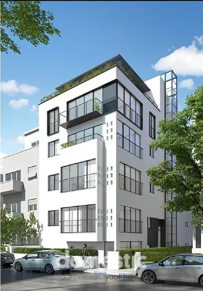 For sale apartment in a new building off Shenkin