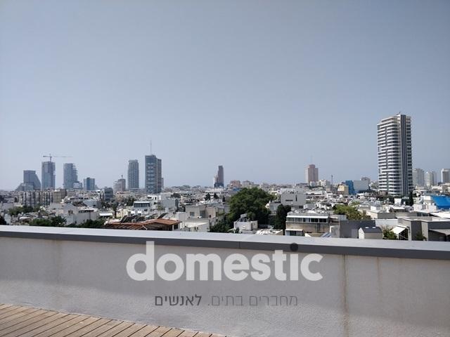 למכירה פנטהאוז נדיר במרכז העיר תל אביב